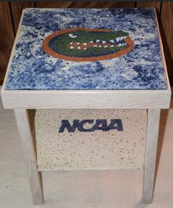 Gators Nitelite Table