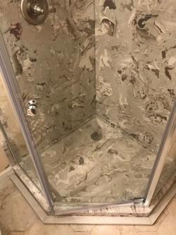 Sedonite Stone Quartz Shower