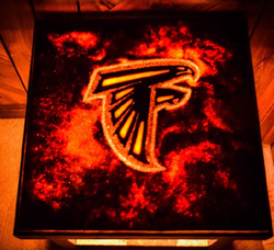 Falcons Top LED