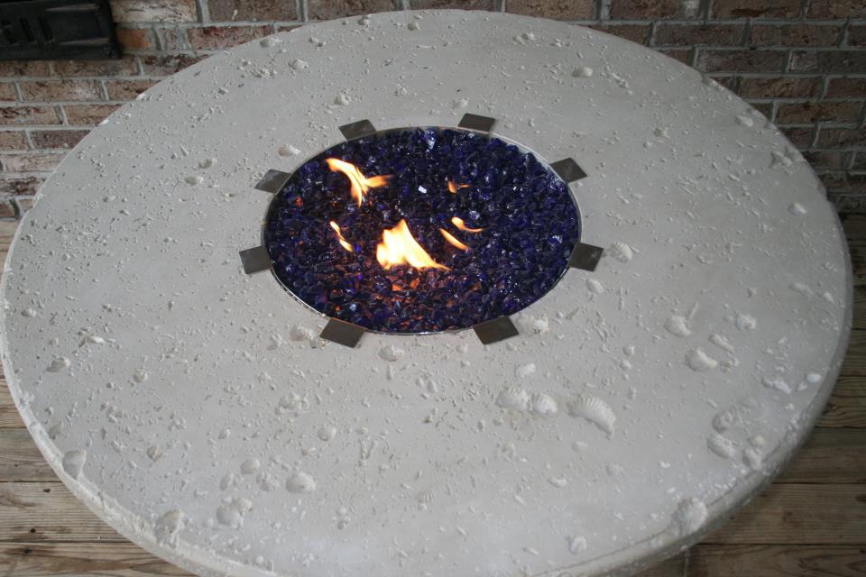 Custom Fire tables