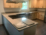 Lite Grey Kitchen
