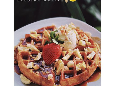 Waffle special