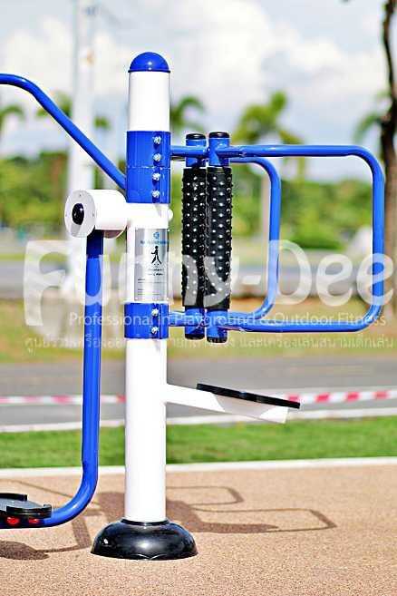 เครื่องออกกำลังกายกลางแจ้ง-จัดตั้งที่สวนน้ำบุ่งตาหลั่วเฉลิมพระเกียรติรัชกาลที่ ๙-funnydee-24