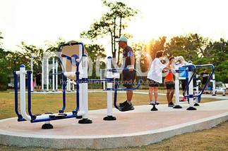 เครื่องออกกำลังกายกลางแจ้ง-จัดตั้งที่สวนเฉลิมพระเกียรติสมเด็จย่า-funnydee-16