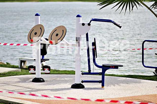 เครื่องออกกำลังกายกลางแจ้ง-จัดตั้งที่สวนน้ำบุ่งตาหลั่วเฉลิมพระเกียรติรัชกาลที่ ๙-funnydee-48