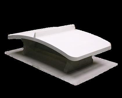 Table FootVolley en béton naturel (prix TTC)