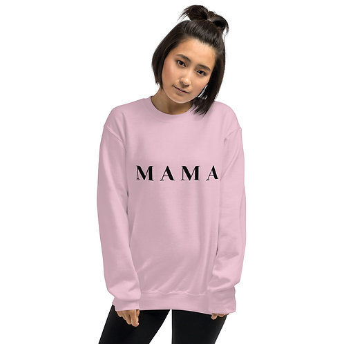 MAMA Crew Neck Sweatshirt