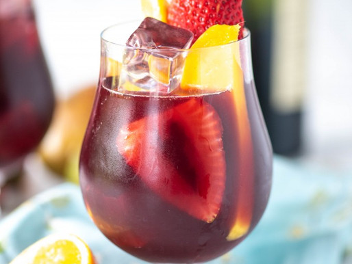Sunday's Red Sangria
