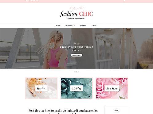 Website Monetizing + Design