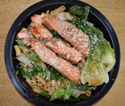 Sesame Soy Salmon Gluten Free