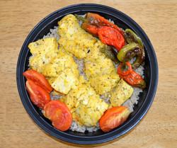 Skewerless Chicken  Kebab