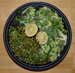 Green Quinoa Bowl