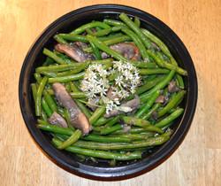 Green Beans Portabella