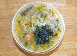 Leek Rice Soup DF