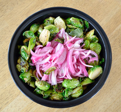 Broccoli Pickled Onion