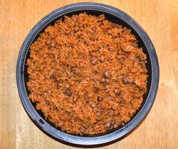 Patricks Peas Rice