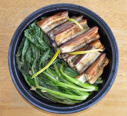 Japanese Eggplant Yu Choy