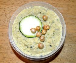 Zuchini Hummus