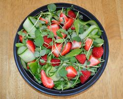 Cike Snow Pea salad