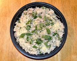 Mushroom Cauliflower Pasta2