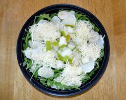 Sunchoke Arugula Salad