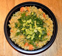 Barley Lentil Carrot
