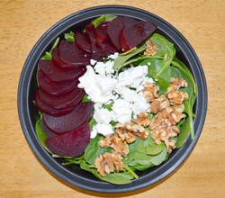 Spinach Beeet Salad