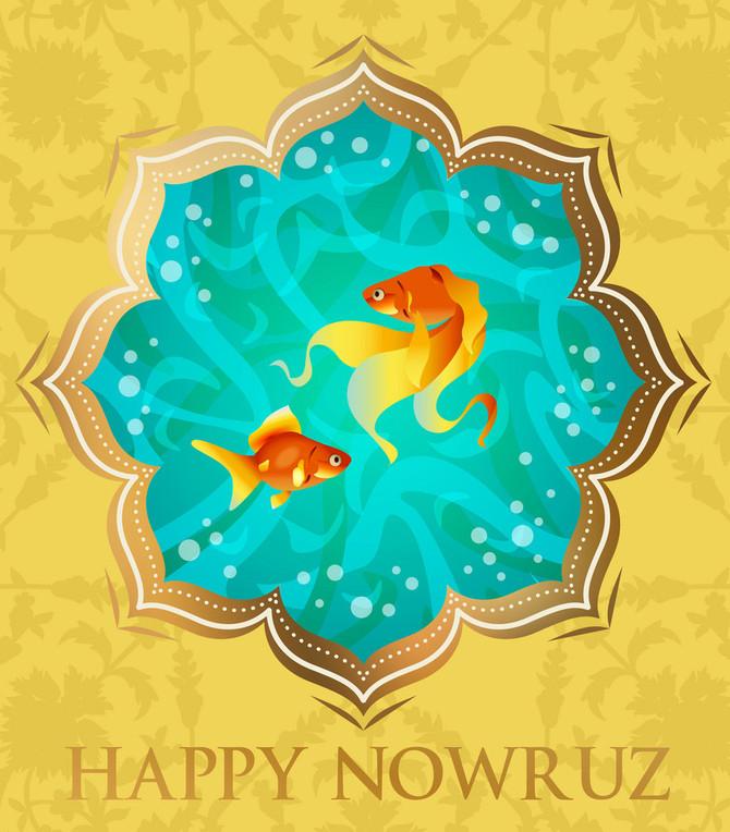 Nowruz is the celebration of the awakening of nature..