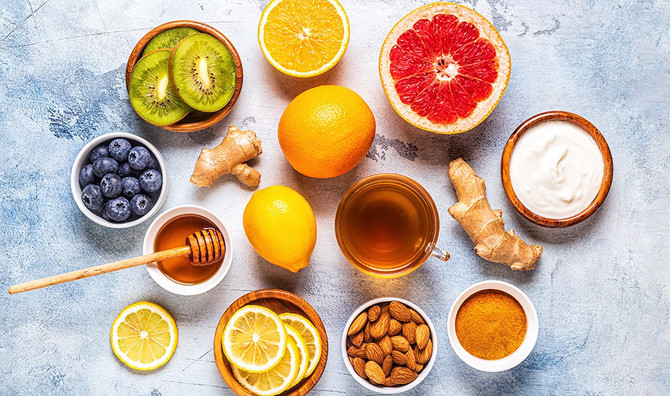 Immune Boosting Foods...