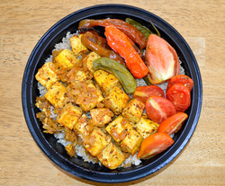 Skewerless Tofu Kebab