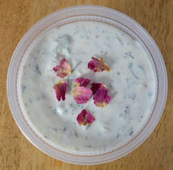 Persian Yogurt Sauce