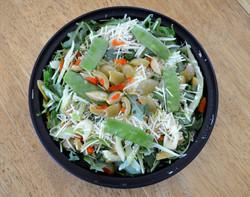 Arugula Celery Salad