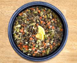 Lentils Broccoli