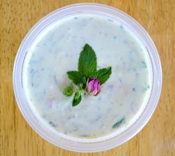 Persian Yogurt Dip Sauce
