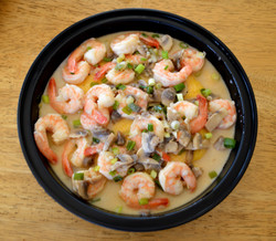 Shrimp Cheese Grits