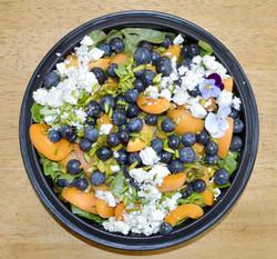 Marys Bibb Lettuce Apricot Blueberries
