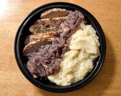 Pork Tender Dijonnaise