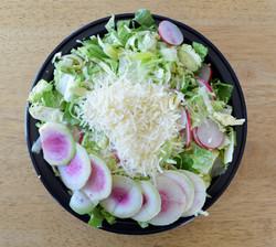 Brussels Caesar Salad