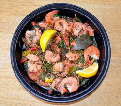 Spiced Peel and Eat Shrimp