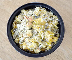 Tofu Cabbage Rice