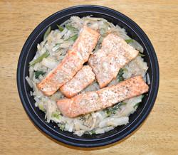 Sesame Soy Norwegian Salmon