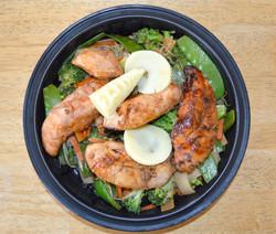 Teriyaki Chicken Stir Fry Vegetables