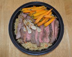 Flank Carrots Quinoa2