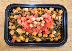 Andalusian Spicy Chickpeas