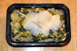 White Beans Zucchini