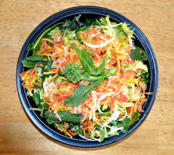 Apple Celery Celeriac Carrot Salad