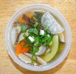 Buddhist Veg Soup