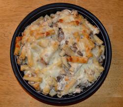 Baked Ziti Mushroom