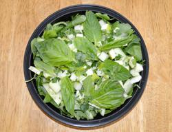 Kale Buttermilk Salad