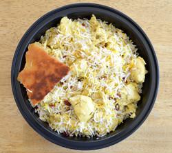 Barberry Rice Saffron Chicken